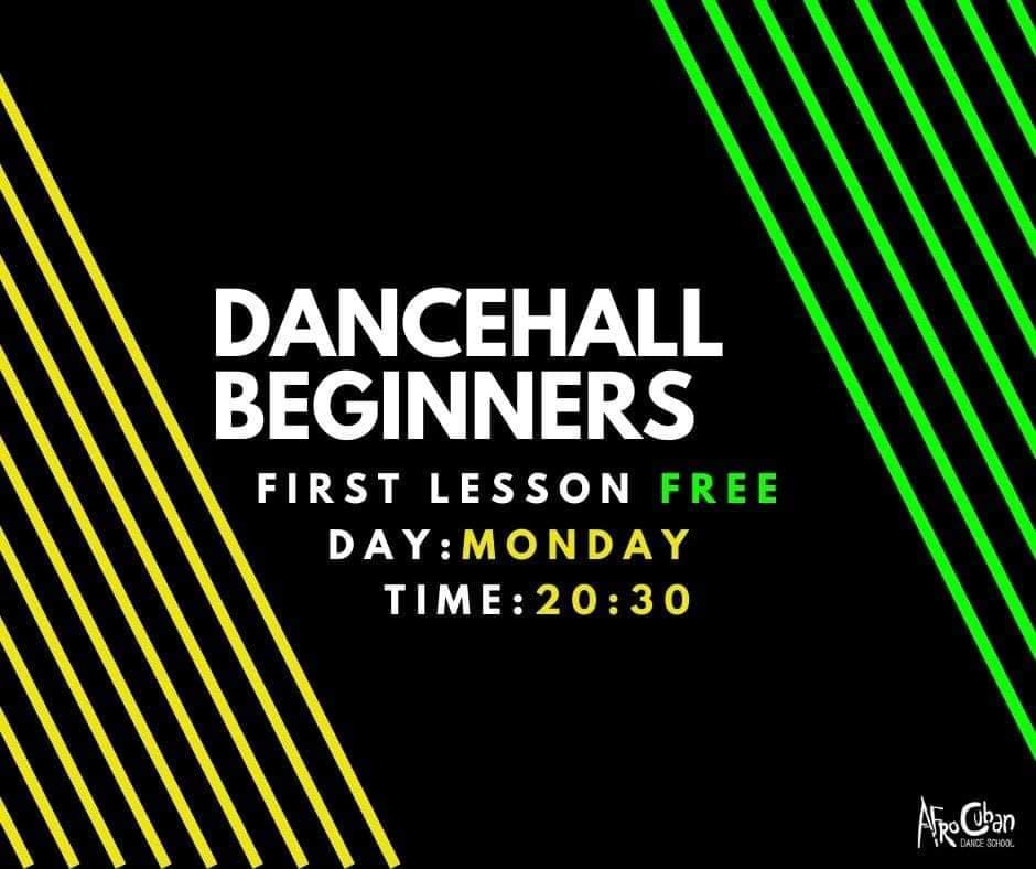 dancehall beginners thessaloniki