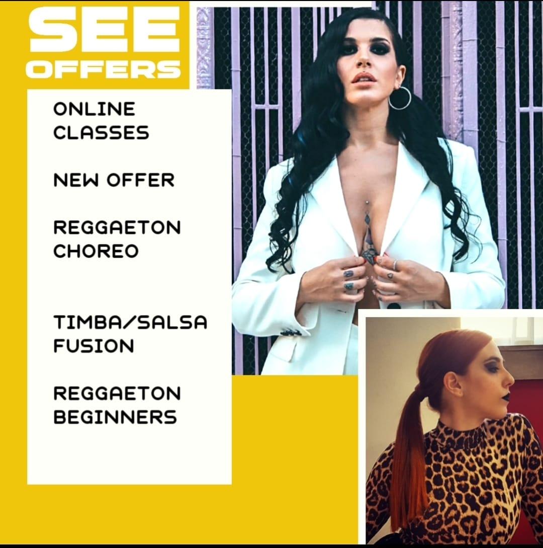 online reggaeton classes