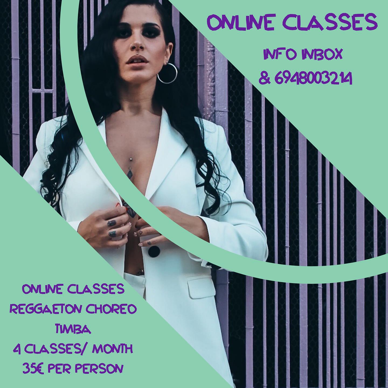 online μαθήματα reggaeton